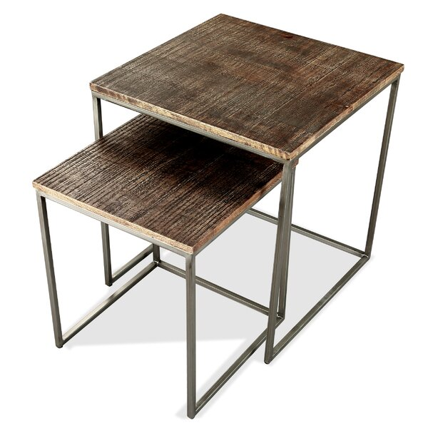 Bachmann 2 Piece Nesting Tables By Gracie Oaks