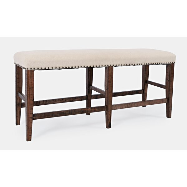 Palou Upholstered Bench by One Allium Way One Allium Way