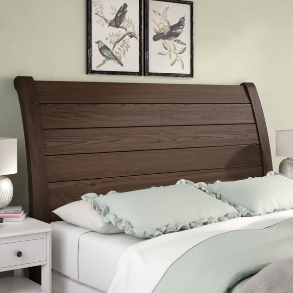 Calila Sleigh Headboard by Birch Lane Heritage Birch Lane™ Heritage