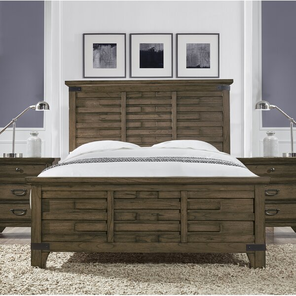 Grenshaw Platform Bed by Loon Peak