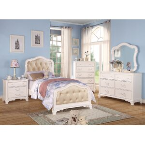 Kintore Panel Configurable Bedroom Set
