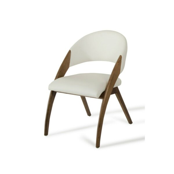 Chute Upholstered Dining Chair by Brayden Studio