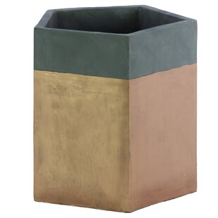 Stefania Cement Pot Planter