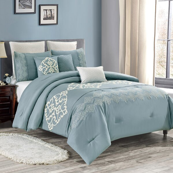Eibhlin Luxury Comforter Set