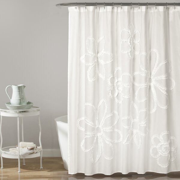 Leonard Shower Curtain by One Allium Way