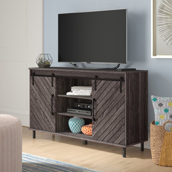 Compare prices Rolando TV Stand for TVs up to 60 by Laurel Foundry Modern Farmhouse