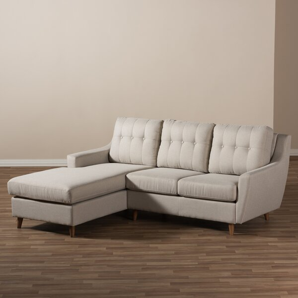 Brydon Sectional by George Oliver