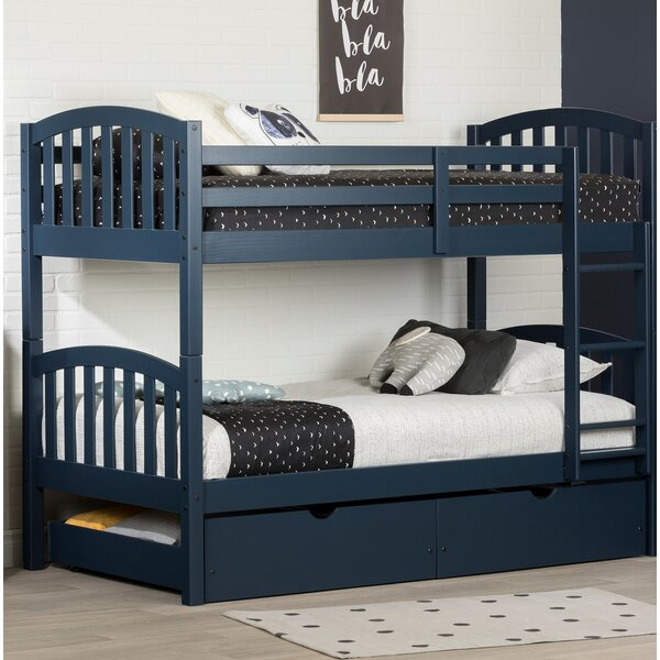 Asten Twin Bunk Bed by South Shore