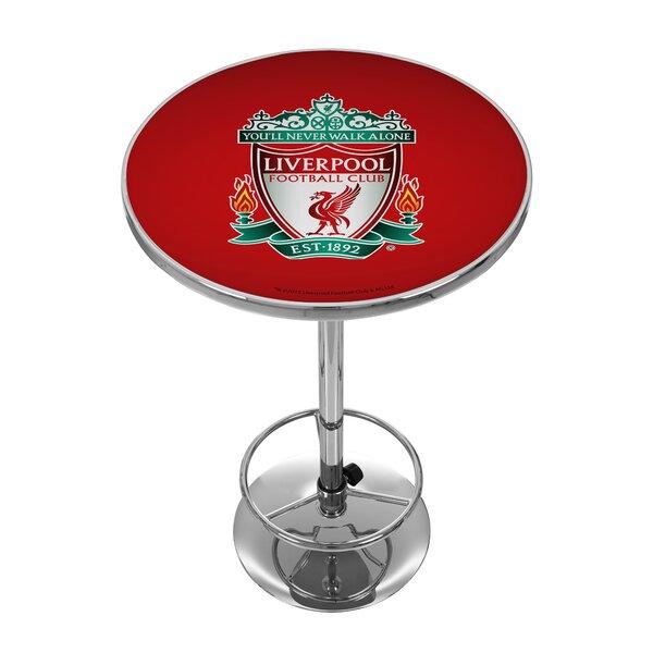 English Premier League Pub Table by Trademark Global Trademark Global