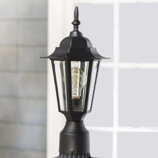 Shifflett Outdoor 1-Light Lantern Head by Alcott Hill