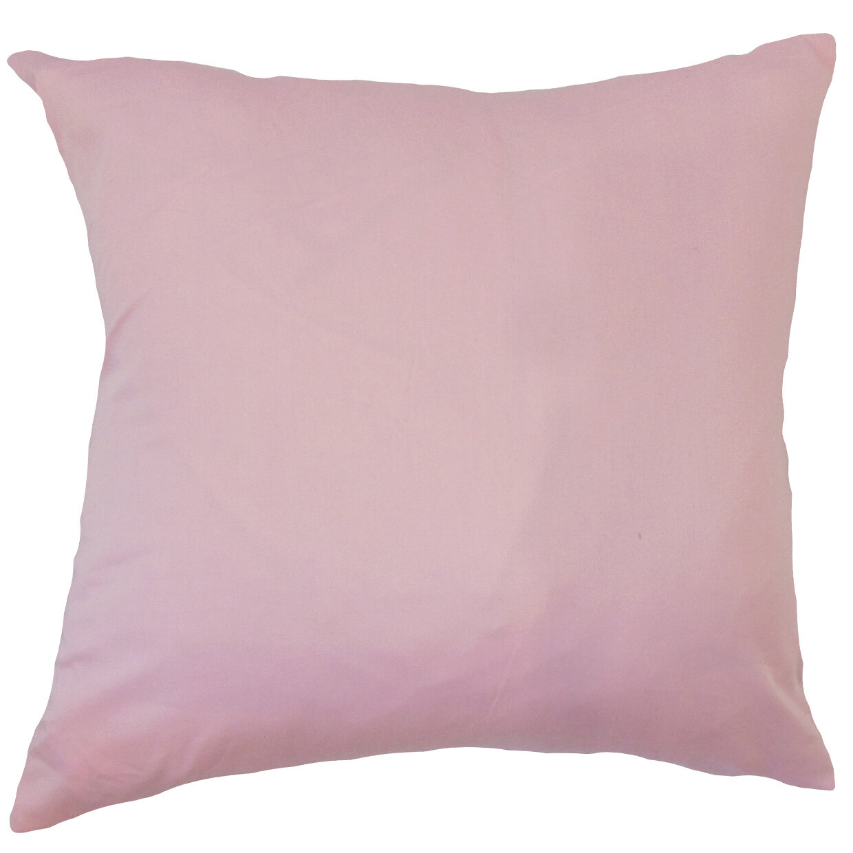 Best Throw Pillow Filling : Harriet Bee Avonmouth Solid Down Filled 100% Cotton Throw Pillow Wayfair
