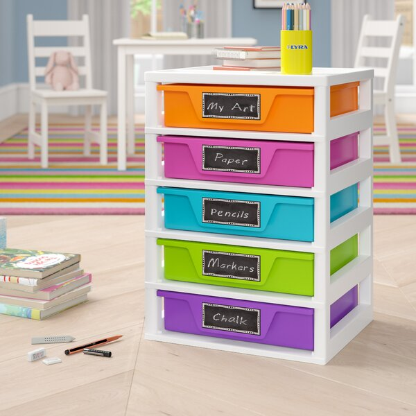 Kaley Personalized Toy Organizer by Viv + Rae