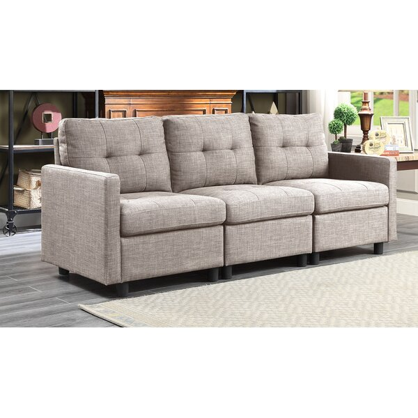 Best #1 Weybridge Sofa By Ebern Designs Best