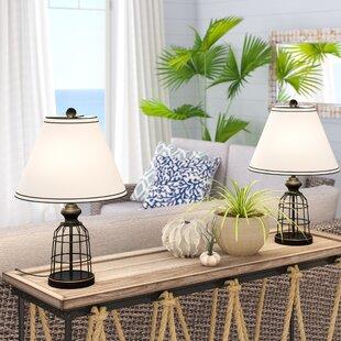Black Wire Table Lamp Wayfair