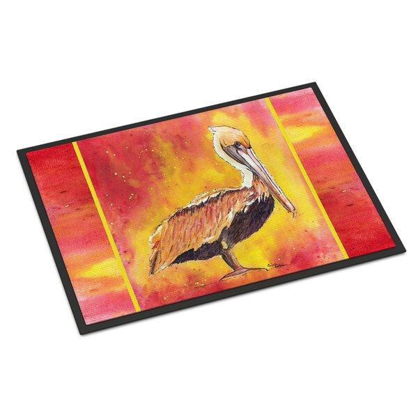 Pelican Non-Slip Indoor Door Mat