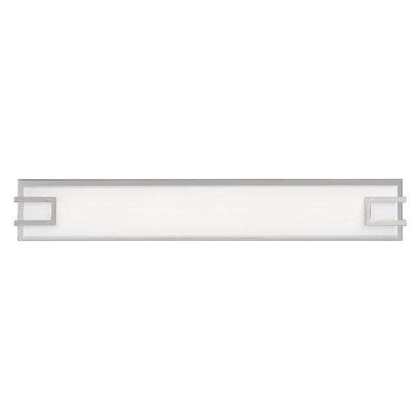 Kneeland 1-Light LED Bath Bar by Orren Ellis