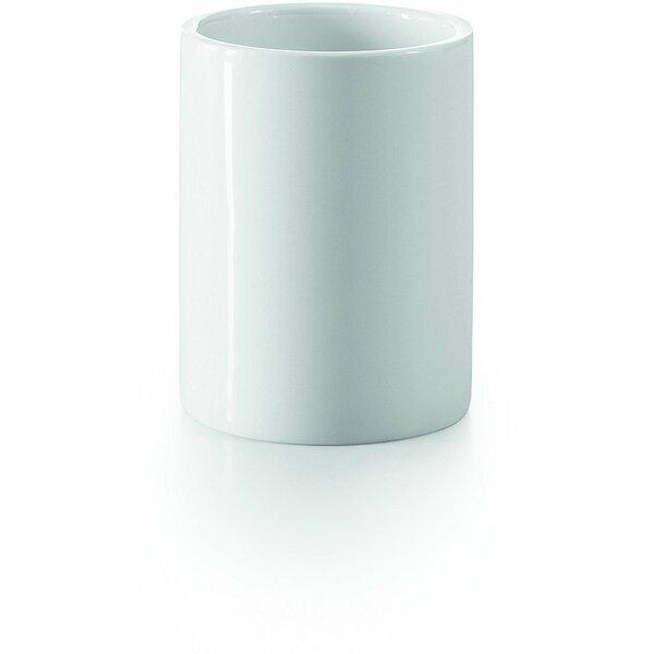 Snipes Table Porcelain Toothbrush Holder by Orren Ellis