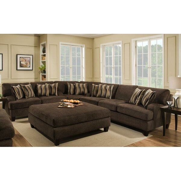 Millbury Reversible Sectional by Latitude Run