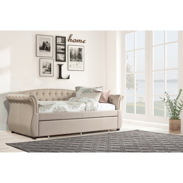 Leif Twin Daybed With Trundle By One Allium Way