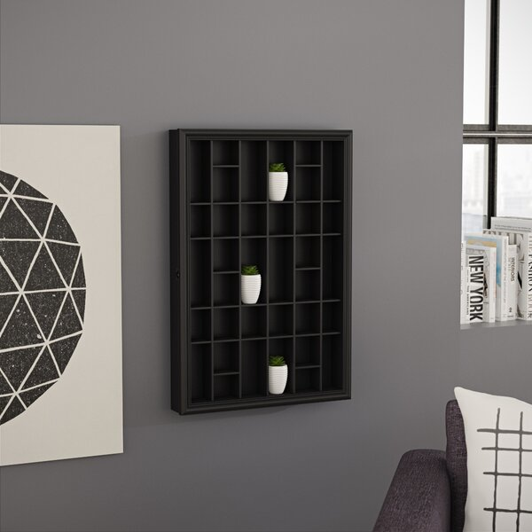 Gerry Shot Case Wall Shelf by Latitude Run