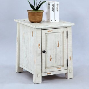 Great choice Pinard End Table By August Grove