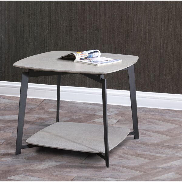 Driggers End Table By Brayden Studio