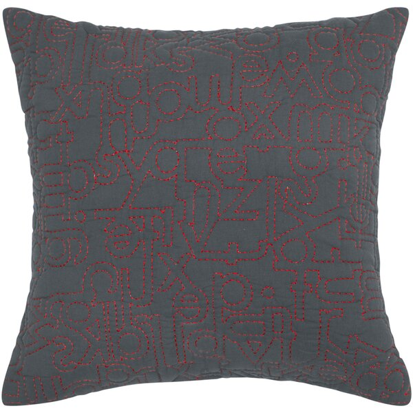 Decorative Cotton Throw Pillow by Rizzy Home