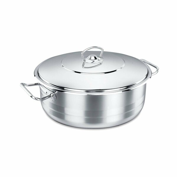 Dutch Oven with Lid by YBM Home