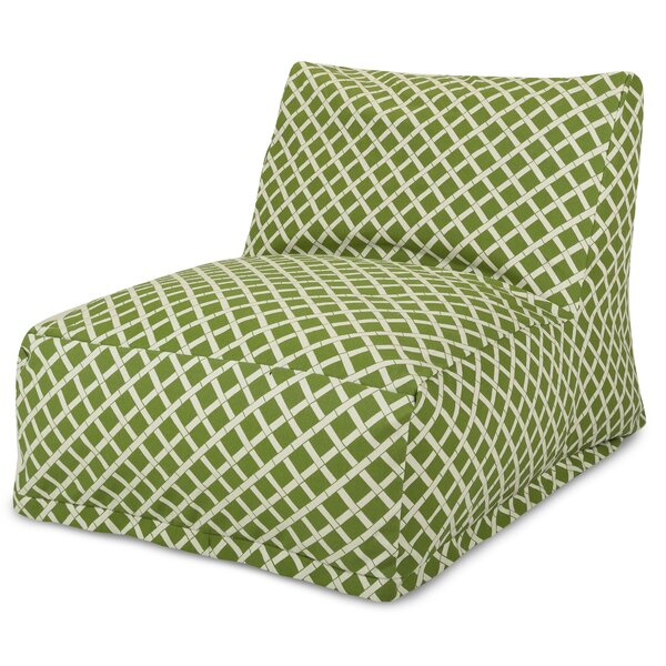 Ayer Pattern Bean Bag Lounger by Zipcode Design