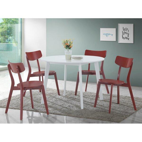 Tre 5 Piece Dining Set By Ebern Designs