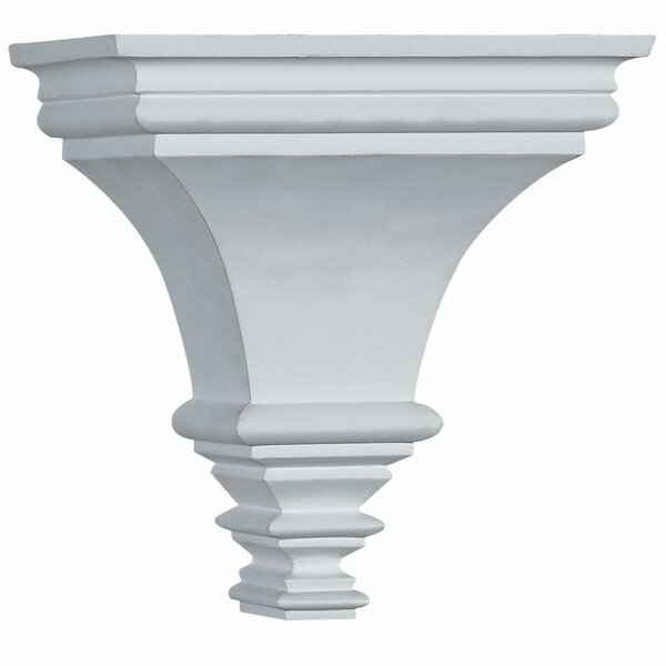 Traditional 7 1/2H x 7 1/8W x 5 1/8D Sconce Corbel by Ekena Millwork
