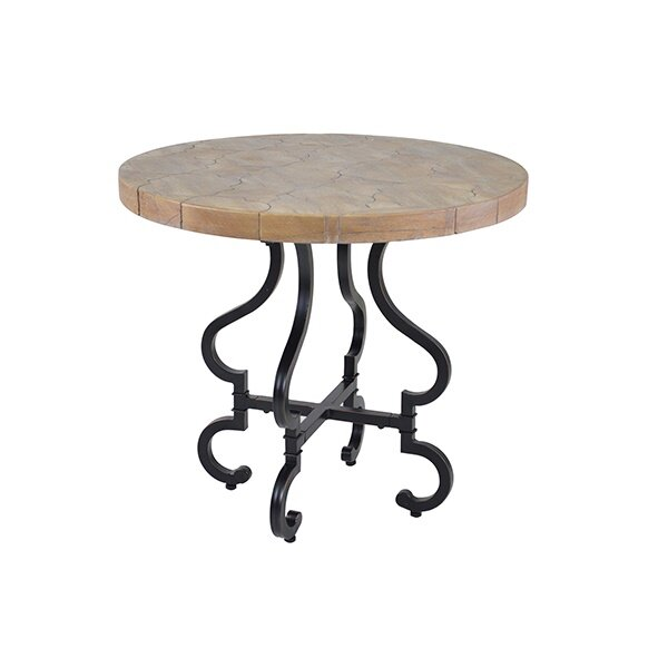 Atkinson Bistro Table by Fleur De Lis Living
