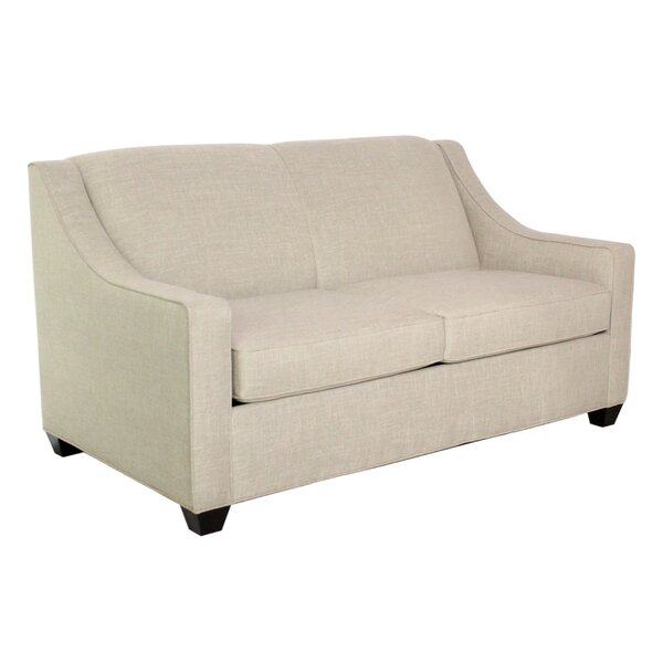 Beautiful Classy Phillips Standard Sofa Bed by Edgecombe Furniture by Edgecombe Furniture