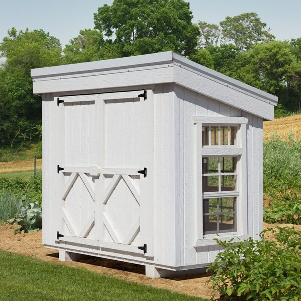 Petite 5 Ft. W x 3 Ft. D Hobby Greenhouse by Little Cottage Company