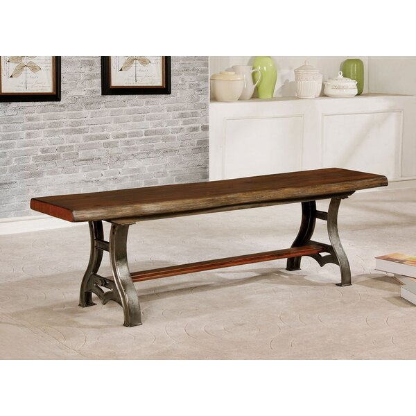 Govea Bench by Williston Forge