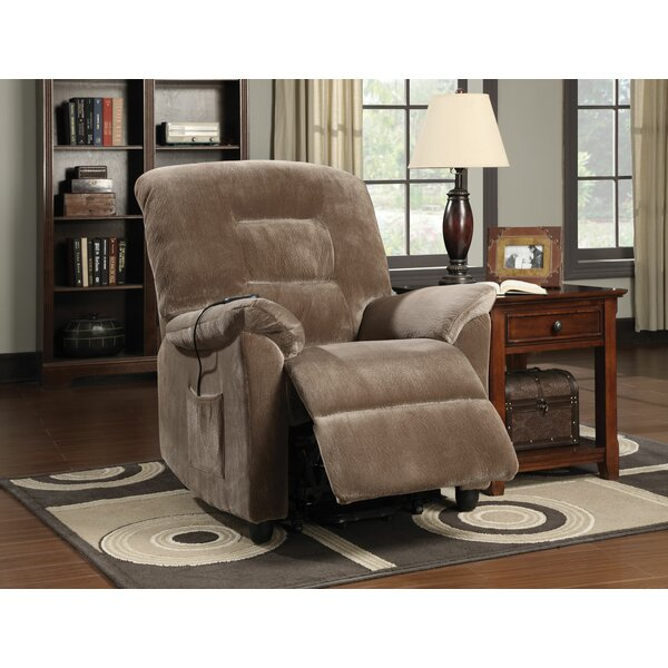 Ivesdale Power Wall Hugger Recliner by Red Barrel