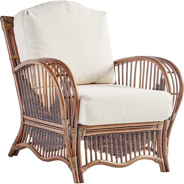 Stabile Chair with Cushion by Bay Isle Home
