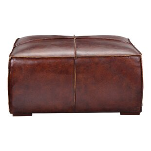 Stupendous Licon Leather Ottoman Ibusinesslaw Wood Chair Design Ideas Ibusinesslaworg