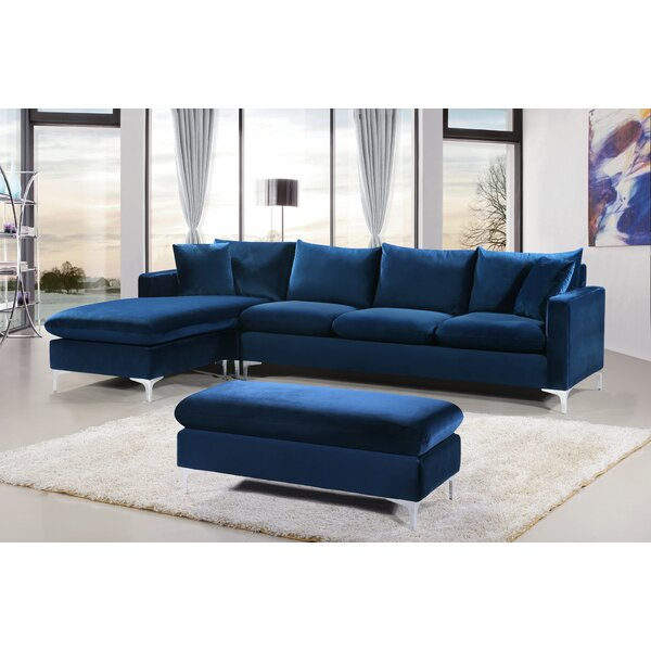 Boutwell Reversible Sectional by Mercer41