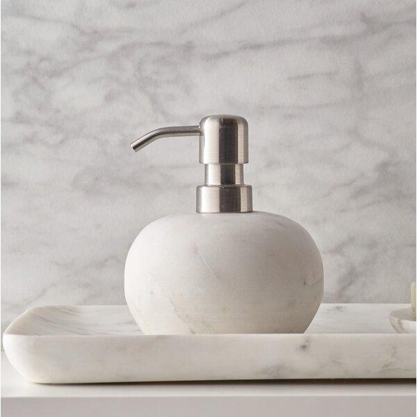 Eder Soap Dispenser by Wrought Studio