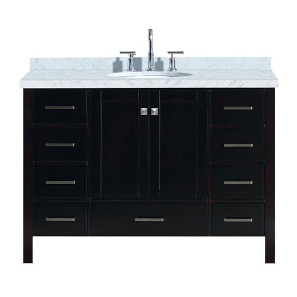 Utley 49 Single Bathroom Vanity Set by Andover Mills