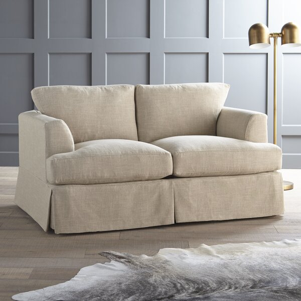 Warner Loveseat by Wayfair Custom Upholstery™