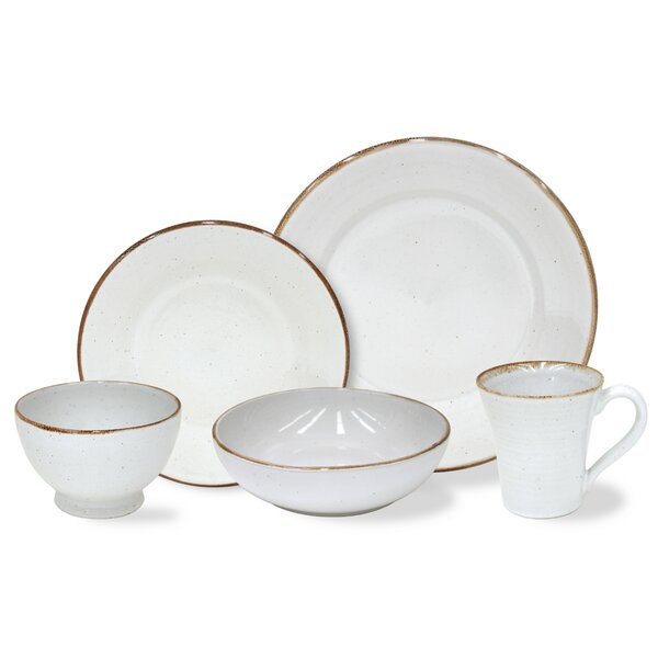 Sardegna 30 Piece Dinnerware Set, Service for 6