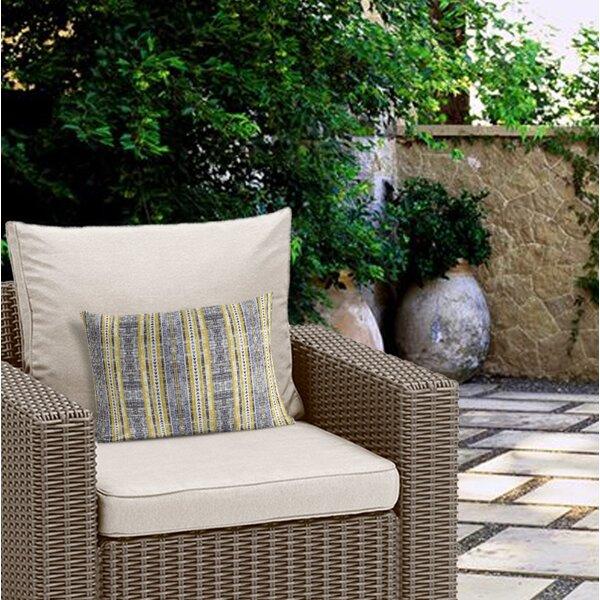 Murillo Cotton Indoor/Outdoor Lumbar Pillow