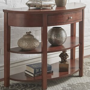Kiantone Console Table by Three Posts