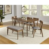 Bench Kitchen & Dining Room Sets You\'ll Love in 2020   Wayfair