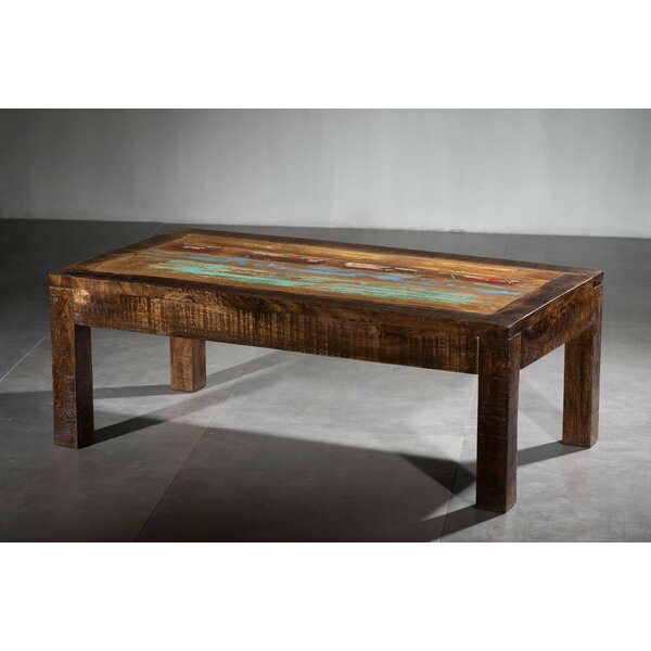 Torrance Wooden Coffee Table by Union Rustic