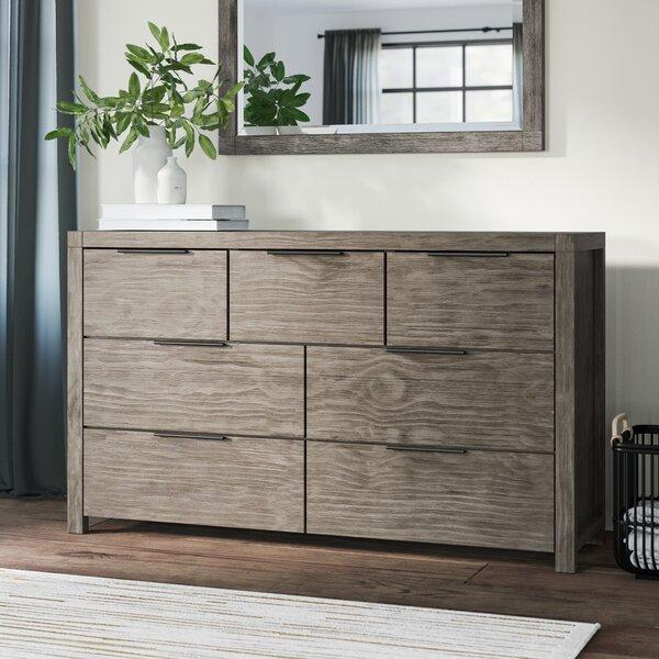 Krugerville 7 Drawer Dresser by Greyleigh
