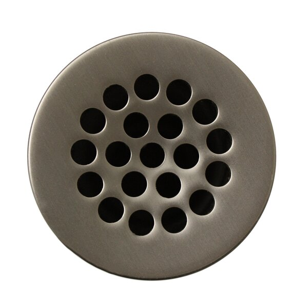 1.5 Grid Shower Drain by Whitehaus Collection