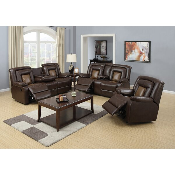 Topeka Reclining Configurable Living Room Set by Beverly Fine Furniture